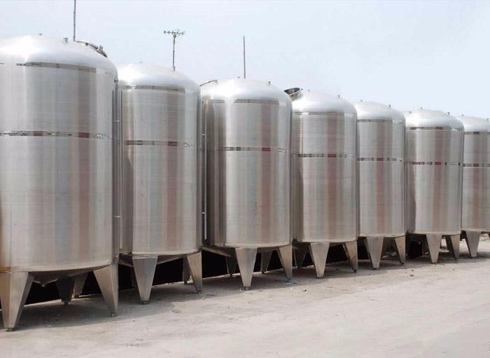 不锈钢储存罐 立式卧式储存罐